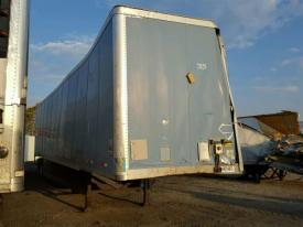 Salvage Wabash TRAILER